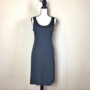 Columbia gray sleeveless shift dress